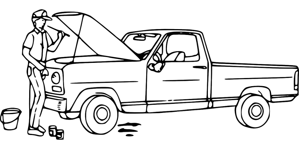 truck oil change